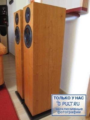 Напольная акустика Kudos Cardea C2 cherry
