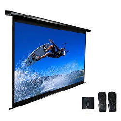 "Экран Elite Screens M100UWH 124x221cm (100"") MaxWhite"