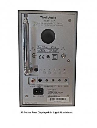 Радиоприемник Tivoli Audio Model 10 Stereo Frost White/White (M10CFW)