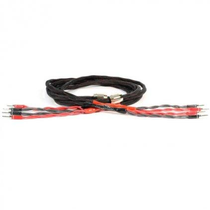 Акустический кабель Black Rhodium Duet DCT++ 3.0m Rhodium banana Plug