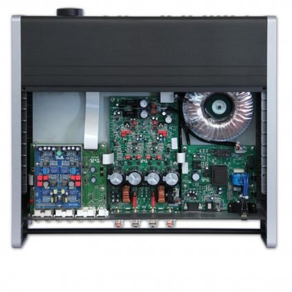 T+A Power Plant Balanced black/silver