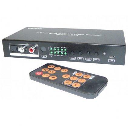 Dr.HD HDMI переключатель [005006029]
