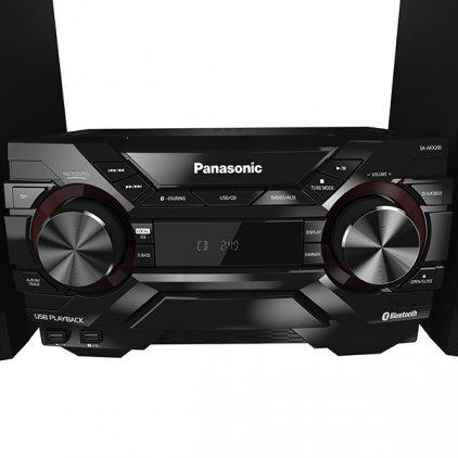 Panasonic SC-AKX200E-K Чёрный
