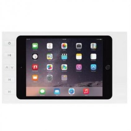 iPort SURFACE MOUNT BEZEL WHITE WITH 6 BUTTONS (For iPad AIR 1,2 PRO9.7)