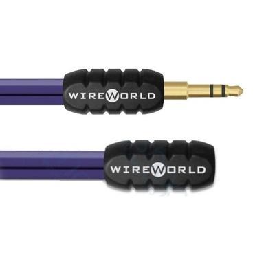 Кабель межблочный аудио Wire World Pulse 3.5mm M to 3.5mm F 1.0m