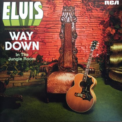 Виниловая пластинка Elvis Presley WAY DOWN IN THE JUNGLE ROOM (Gatefold)