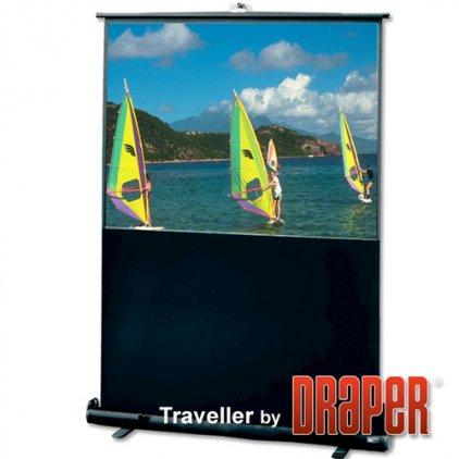 "Draper Traveller NTSC (3:4) 127/50"" 76x102 MW"