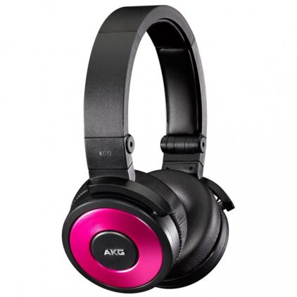 Наушники AKG K619 pink