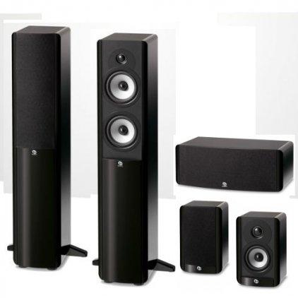 PULT.RU Boston Acoustics A250+A23+A225C black