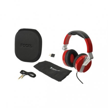Focal Spirit One red