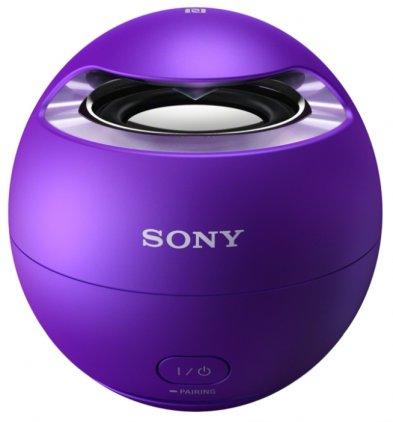 Портативная акустика Sony SRS-X1 violet