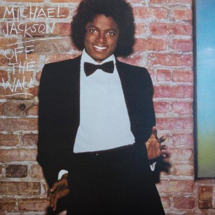 Michael Jackson OFF THE WALL (Gatefold)