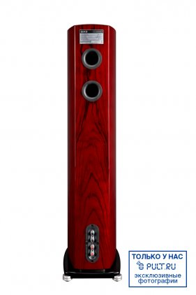 Mission SX-3 veneer cherry