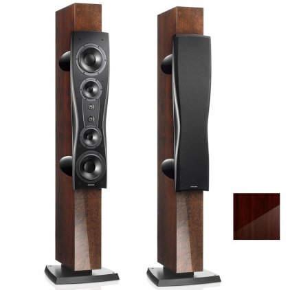 Dynaudio Confidence Platinum C4 Rosewood high gloss