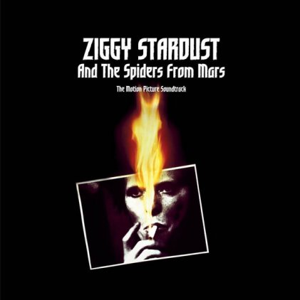 David Bowie ZIGGY STARDUST AND THE SPIDERS FROM MARS THE MOTIO