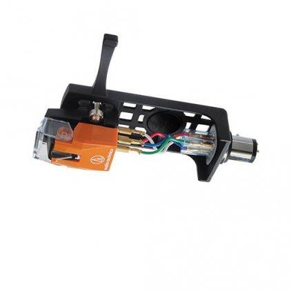 Головка + хедшелл Audio Technica AT-120 EBHSB
