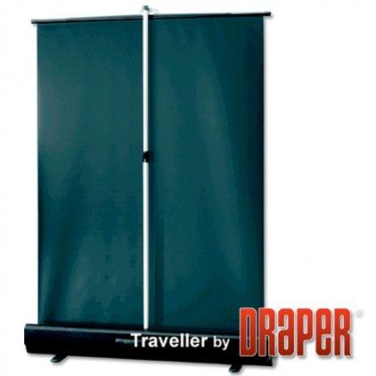 "Экран Draper Traveller NTSC (3:4) 183/72"" 109*146 MW"