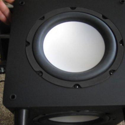 Сабвуфер RBH MS-8.1 white