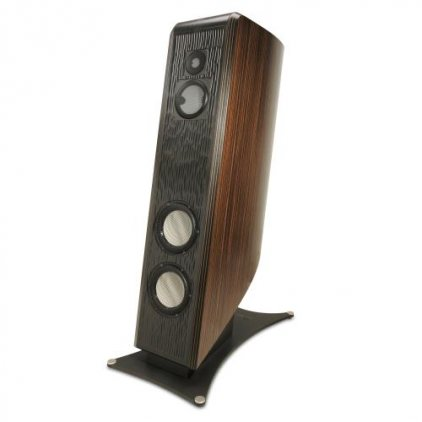 Albedo Audio HL 3.4 walnut