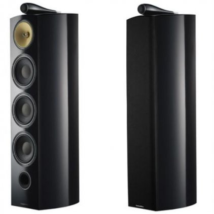 Напольная акустика B&W 803 D2 rosenut