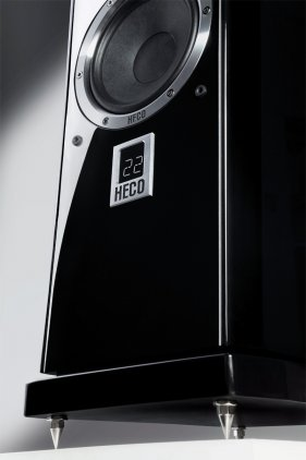 Heco Ascada 600 Tower piano black
