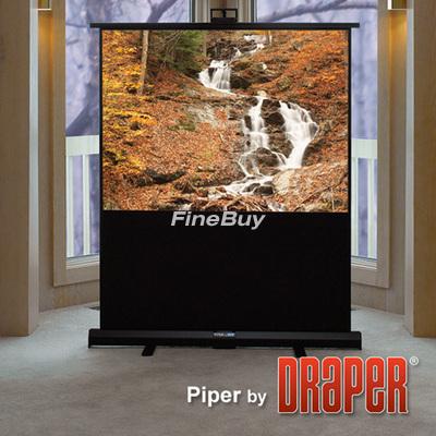 """Draper Piper HDTV (9:16) 169/66-1/2"""" 83*147 MW (XT1000E)"""