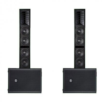 Комплект звукового оборудования RCF NX series №1