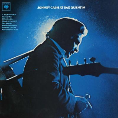 Johnny Cash AT SAN QUENTIN (180 Gram)