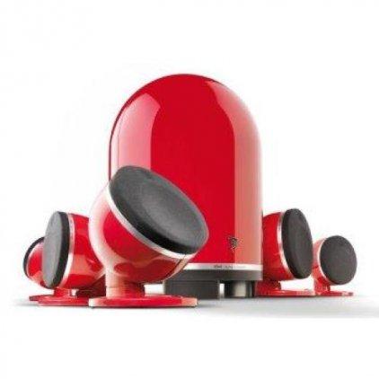 Комплект акустики Focal-JMlab Pack Dome 5.1 Imperial red