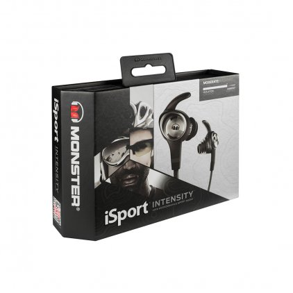 Monster iSport Intensity In-Ear Black (137019-00)