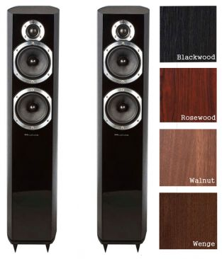 Wharfedale Diamond 10.6 blackwood