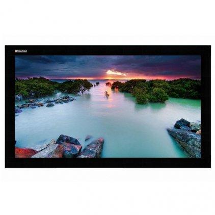 """Lumien Cinema Home 164x280 см (раб. область 148х264 см) (119"""") Matte White"""