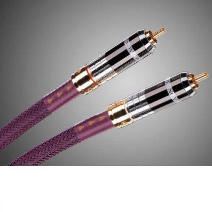 Кабель межблочный аудио Tchernov Cable Classic Mk II IC RCA 0.62m