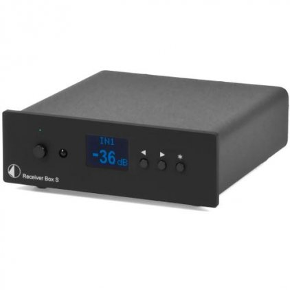 Pro-Ject Receiver Box S  black