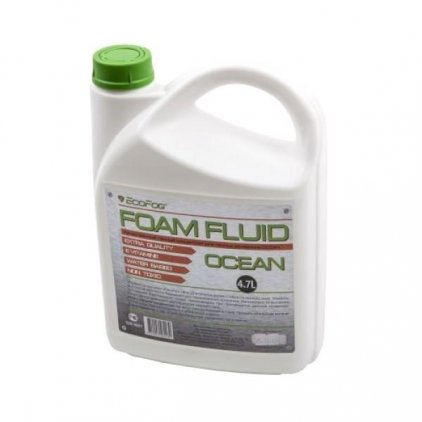 EcoFog Ocean Foam fluid