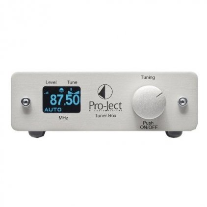 Pro-Ject Tuner Box S  silver