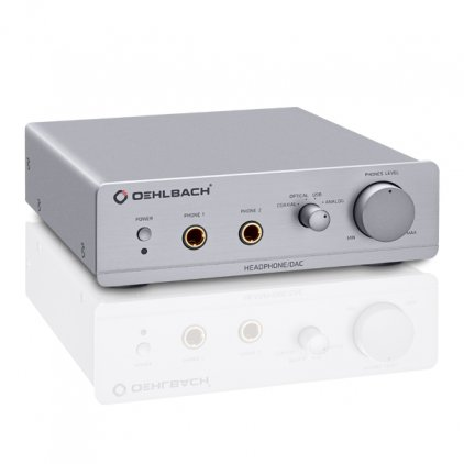 Oehlbach XXL DAC Ultra silver