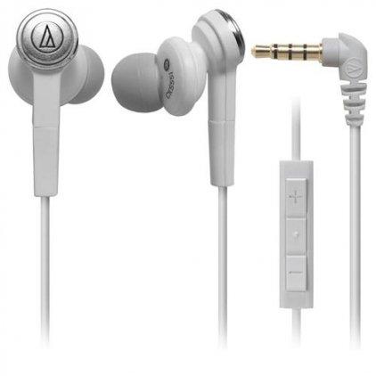 Наушники Audio Technica ATH-CKS55i white