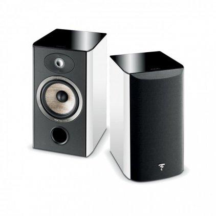 Полочная акустика Focal Aria 906 white high gloss