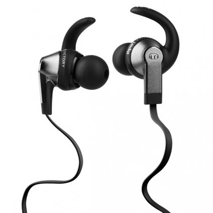 Наушники Monster iSport Victory In-Ear Black (137006-00)