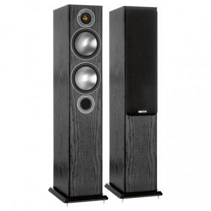 Напольная акустика Monitor Audio Bronze 5 black oak