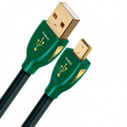Кабель AudioQuest Forest USB-mini 1.5m