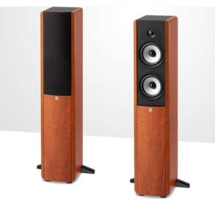 Boston Acoustics A250 wood grain