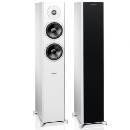 Dynaudio Excite X34 glossy white lacquer