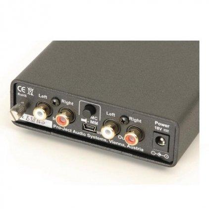 Pro-Ject Phono Box USB V (MM/MC) silver