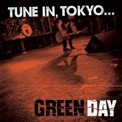 Green Day TUNE IN, TOKYO… (Blue vinyl/7 tracks)