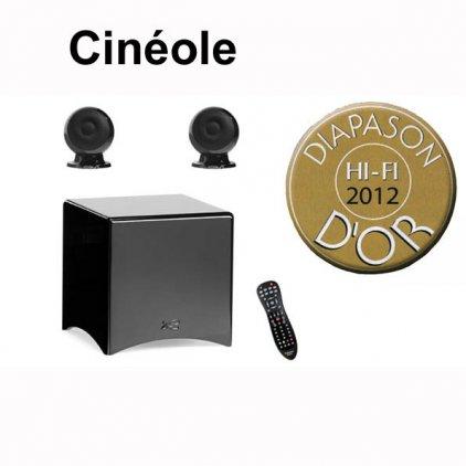 Cabasse Cineole 2.1 System (White)