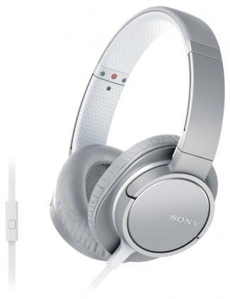 Sony MDR-ZX770AP white