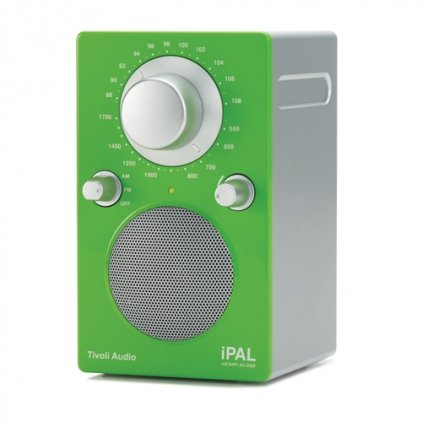 Tivoli Audio Portable Audio Laboratory high gloss green