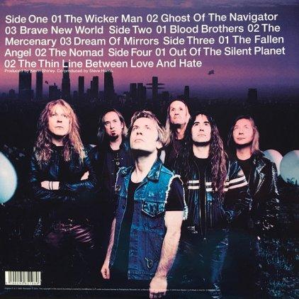 Iron Maiden BRAVE NEW WORLD (180 Gram)